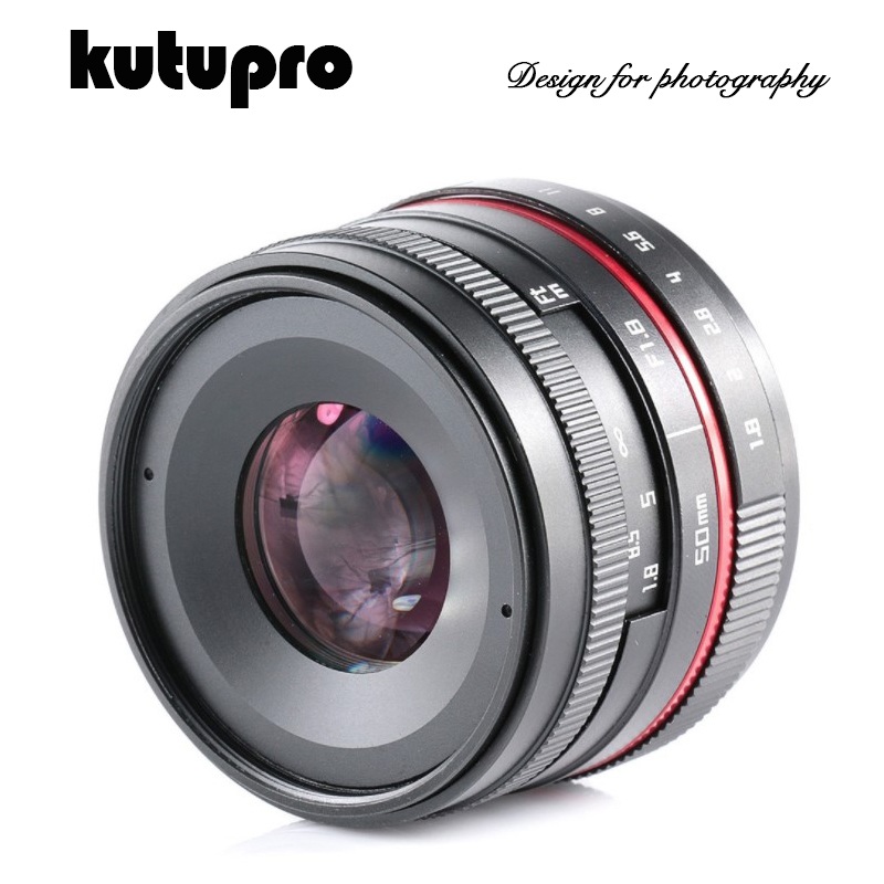 kutupro New 50mm f/1.8 APS-C F1.8 camera Lens for SONY E Mount A6500 A6300 A6100 A6000 NEX-7 NEX-6 NEX Series Camerakutupro New 50mm f/1.8 APS-C F1.8 camera Lens for SONY E Mount A6500 A6300 A6100 A6000 NEX-7 NEX-6 NEX Series Camera