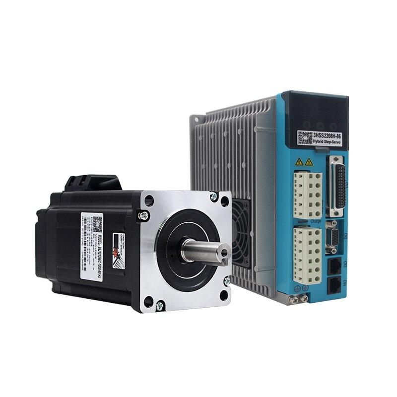 NEMA 34 3 Phase8 NM Kit de pilote de servomoteur pas à pas en boucle fermée pour Machine de gravure de Machine de découpe de CNC