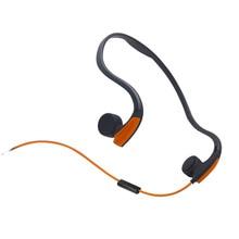 Bone Conduction Transmit Headsets Wired Earphone Outdoor Spo