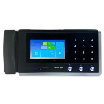 Hik Video intercom Master Station DS-KM8301    Indoor monitor Video Intercom