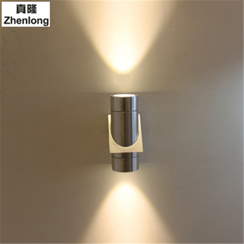 Bedroom Bedside Picture LED Wall Lamp Outdoor Wall Light Waterproof Simple Modern Creative Double-headed Garden Wall Lamps wall lamps indoor modern villa courtyard outdoor wall light bedroom led wall light bedroom led wall light garden lamp of garden