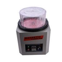 Реверсивный магнитный массажер KT 360A 110 В/220 В ювелирных шлифовальные машины Голдсмит инструменты Ёмкость 1300 г