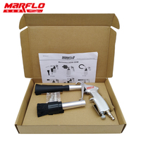 Marflo Car Washer Tools Tornador Forge Alu Tornado Hose Type Cleaning Car Room Europ Japan American Adaptors