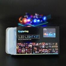 Kit de lumière Led pour 21314 Tron héritage Cycles de lumière moto de course Lightstream (ne comprend pas le jeu de briques)