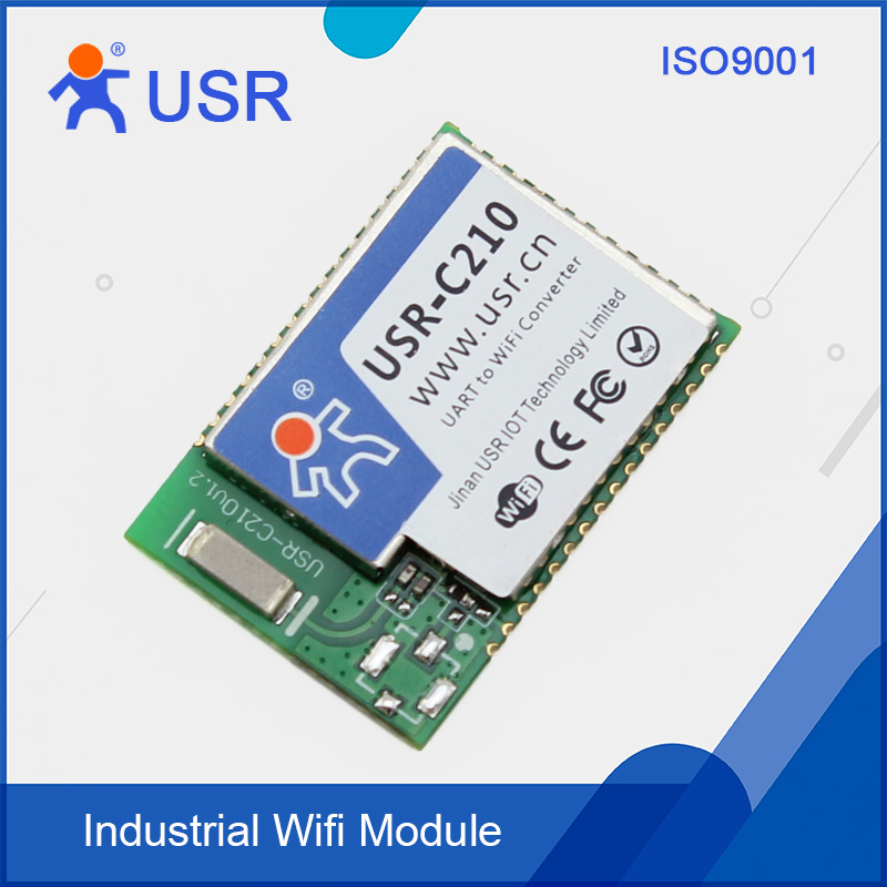 USR-C210a Serial UART to WiFi Wireless Modules with Internal Antenna DHCP DNS Free ship novatec d741sb d742sb mtb mountain bike hub 4 sealed bearing disc brake bicycle hubs 24 28 32 holes with qr