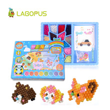 Best Gift Water Beadbond Aquabeads Perlen Children s Educational font b Toys b font DIY Magic