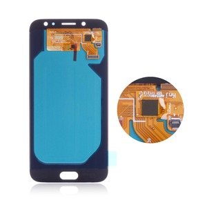 Image 4 - For Galaxy J7 2017 Touch Screen J730 J730f Lcd For Samsung J7 Pro Display Digitizer Assembly Adjustable With Adhesive Tools
