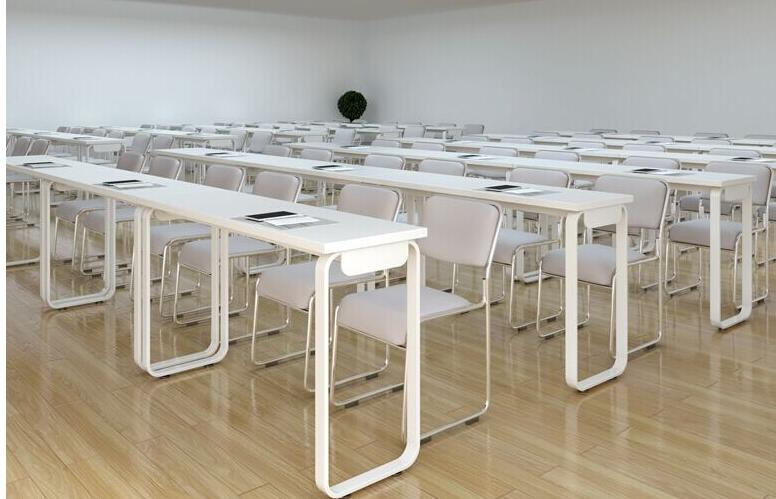 Free Shipping Modern Table For Staff Training. Long Tables.