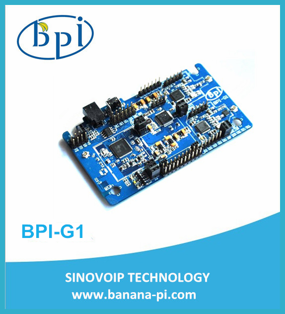IN STOCK! Original BPI-G1 Banana Pi G1 Smart Home Control on-board WiFi Bluetooth Zigbee board