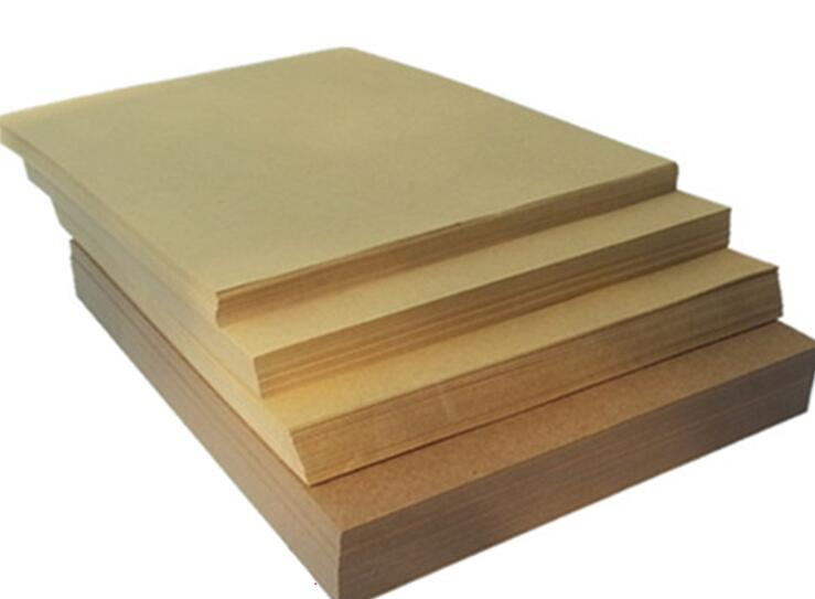 A4 size Large Brown Kraft <font><b>Paper</b></font> Paperboard Cardboard Card Blank <font><b>100gsm</b></font> wholesale image