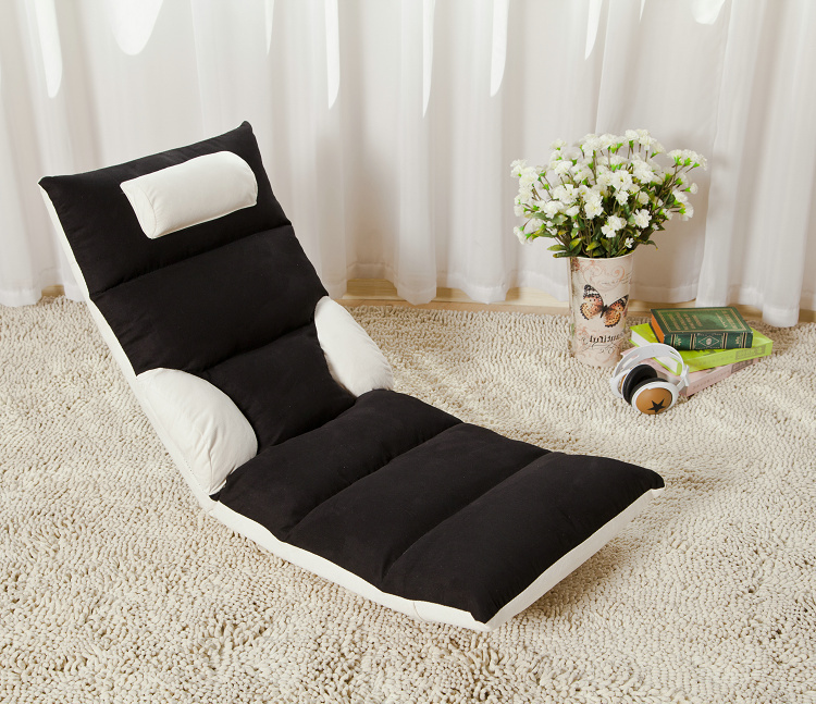 Portable Folding Floor Chairs Memory Foam Bean Bag Brand Creative Beanbag Tatami Lovely Single Sofa Chair Deluxe Armchair In Living Room Sofas From Furniture On Aliexpress Com