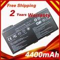 Batería del ordenador portátil Para MSI BTY-L74 BTY-L75 MS-1682 A5000 A6000 A6200 A6203 A7005 A7200 CR600 CR610 CR630 CR610X CR500X CR720 CR700X