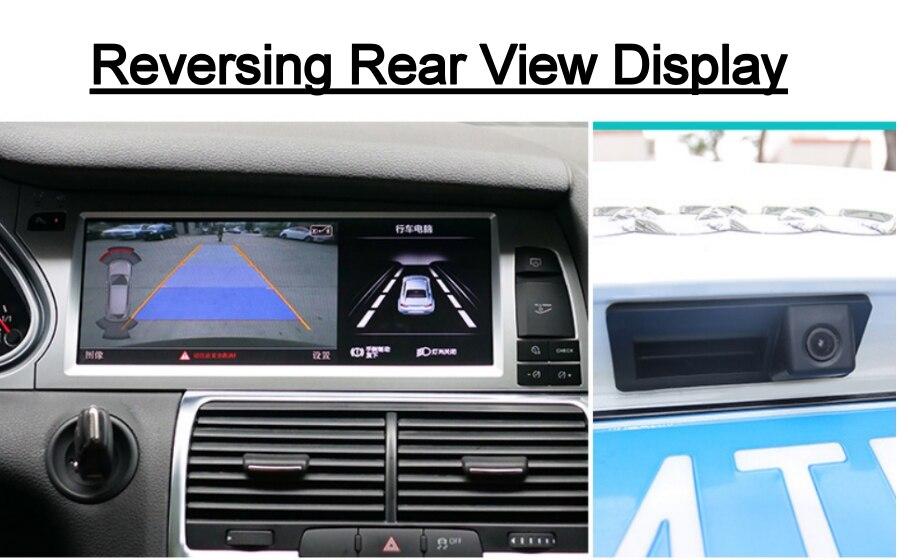For Audi Q7 4L V12 TDI 2005~2015 Liandlee Car Multimedia Player NAVI Original Car System inch Radio Stereo GPS Screen Navigation 7
