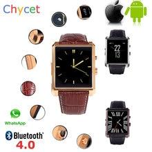 2016 DM08 Bluetooth 4,0 Smart Uhr Wasserdichte Armbanduhr Telefon mit Kamera Smartwatch für IOS iPhone 6 6 plus Samsung Android