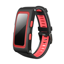 T28 GPS Tracker Document Good Bracelets Males Outside Step Wristband Good Health Girls Coronary heart Charge Remind Good Well being Wirstband