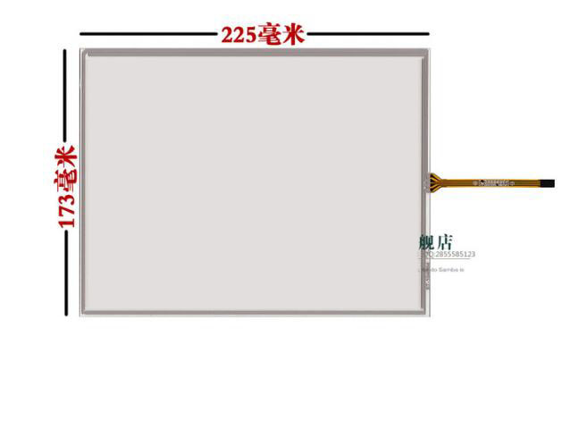все цены на  10.4 inch touch screen display is suitable for industrial medical equipment, textile machine  screen handwriting screen 225*173  онлайн