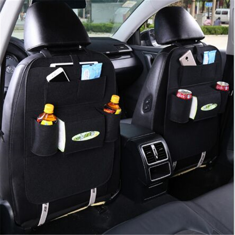 NEW HOT Car Storage Bag  Back Seat for Kia Rio K2 K3 5 Sportage Ceed Sorento Cerato Soul Buick Hyundai Tucson 2016 Accent Ix35 free shipping 2018 uglyuros motorcycle retro back seat bag 883modified car multi function kit bag moto bag with waterproof cover
