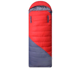 POINT BREAK Outdoor Camping Hiking Travel Winter Duck Down Sleeping Bags Adult Ultra Light Waterproof Thick Sleeping Bag