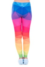 Triangle Rainbow Leggings