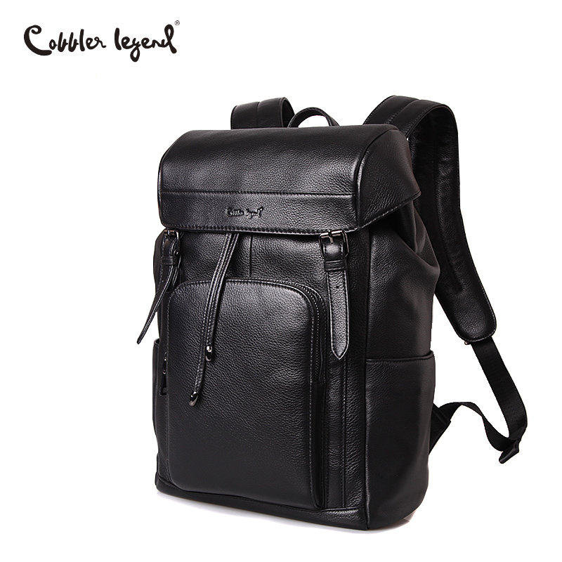 Cobbler Legend 2018 Bagpack New Men's Backpacks Bolsa Mochila for Laptop Computer Bags Notebook Men Backpack School Rucksack new shark backpack women black bookbags mochila colegio fashion primary school backpacks cartoon boys rucksack men bagpack bolsa