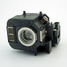 цена на High Quality Projector Lamp ELPLP50 For EPSON EB-824/EB-825/EB-826W/EB-84/EB-84e/EB-84he/EB-85/H297A/H353B