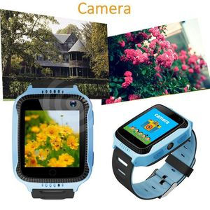 Children Smart Watch With Came