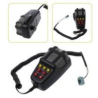 Car Styling 100W 12V Car Truck Alarm Police Fire Loud Speaker PA Siren Horn MIC System