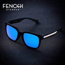 FENCHI polarized driving glasses men sunglasses classic retro Driving mirror lens designer women vintage oculos