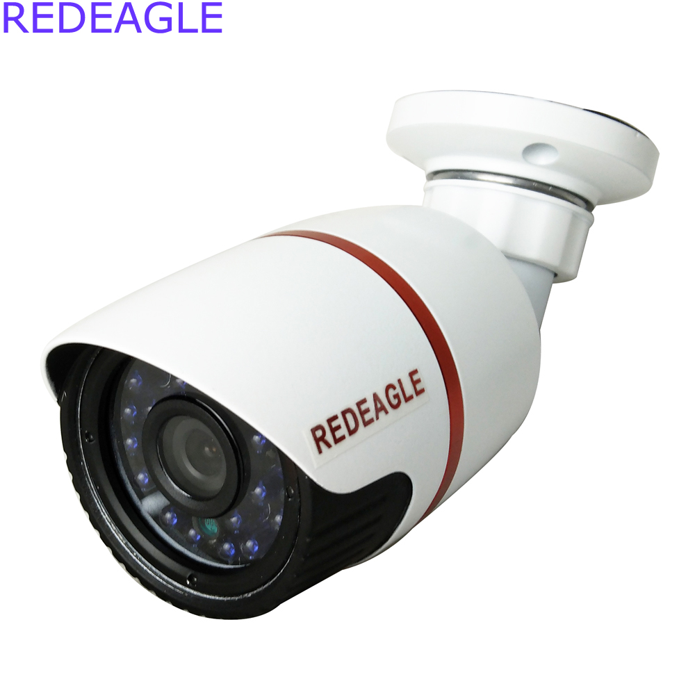 REDEAGLE Full Metal Waterproof 720P 960P AHD Security Camera 24 LED IR-Cut Filter Night Vision Outdoor For CCTV AHD DVR
