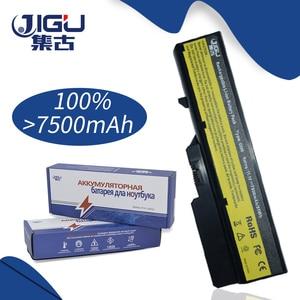 Image 2 - JIGU 7800MAH Pin Dành Cho Laptop Lenovo IdeaPad G460 B470 V470 B570 G470 G560 G570 G770 G780 V300 Z370 Z460 z470 Z560 Z570 K47