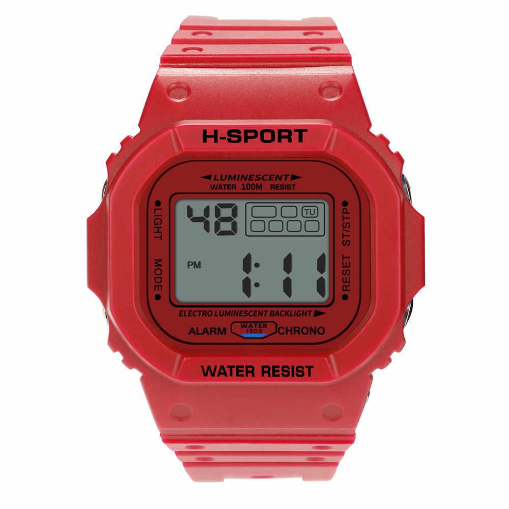H спортивные роскошные модные мужские часы аналоговые цифровые военные