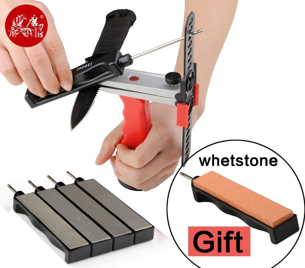 TAIDEA T0931D outdoor knife sharpener sharpening Stone 360 480 600 800 Grit Knife sharpener whetstone knife