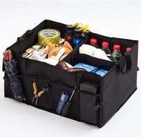 Car, folding storage box, storage box for BMW X1 X3 X5 X6 X4 M3 M4 M5 M6 325 328 F10 F30 F35 F10 F18 GT E30 E34 accessories