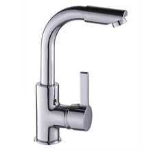Free shipping Roration bathroom faucet hot and cold water single handle bathroom basin sink tap mixer faucets torneira cozinha