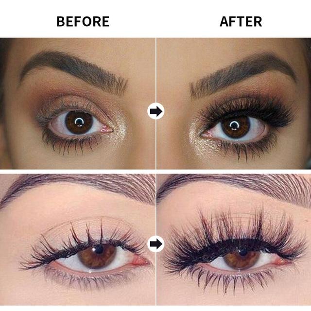 Cost-effective mascara for eyelashes extension long long lasting 4d silk fiber eyelash mascara 4d silk fiber eye makeup 1