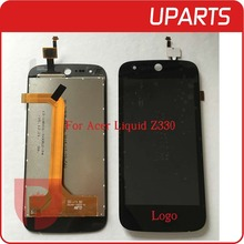 High quality For Acer Liquid Z330 Lcd Display With Touch Screen Digitizer Assembly Complete +Tracking No
