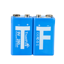 Get more info on the 4pcs/lot TrustFire 9V 280mAh Ni-MH Rechargeable Battery NiMH 9V Battery pilhas recarregaveis 9 volt batteries with storage box
