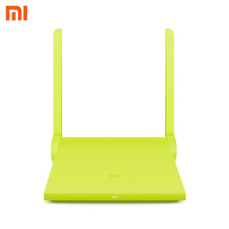 Versione inglese APP 2.4 GHz/5 GHz Dual Band 1167 Mbps Supporto Wifi 802.11ac Xiaomi Mi USB Wireless Intelligente telefono APP Mini Router