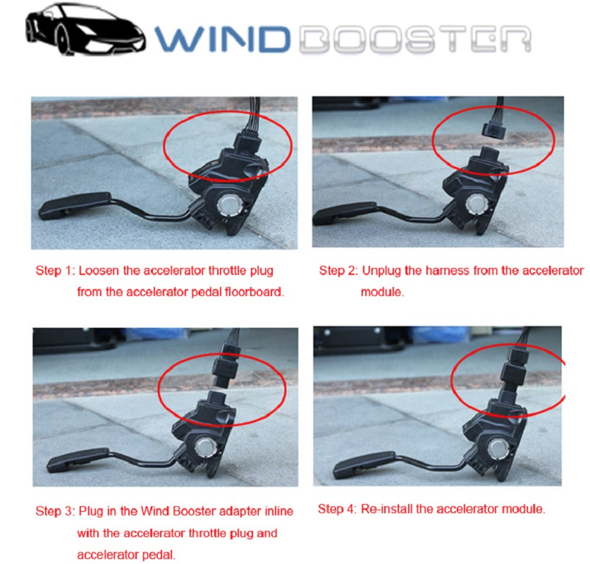 For FORD GMC HOLDEN Electronic Throttle Accelerator 9 MODE Controller Wind Booster in Controllers from Automobiles Motorcycles