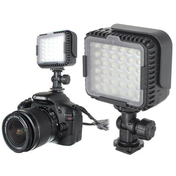 Leggero Portatile CN-LUX360 36 Lampada LED Luce Video Per La Macchina Fotografica Canon Videocamera DV Della Maggior Parte Dei Marchi PER LA Tecnologia IC
