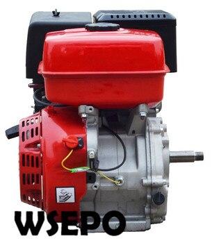 Suministro directo de fábrica WSE-188F (GX390 tipo) 13HP 389CC aire fresco  Gas de 4 tiempos motor utilizado para Gokart/bomba de agua/Genset/cortador