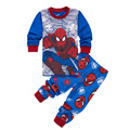 Baby Boys Clothes SpiderMan Children Clothing Set Pijamas Kids Clothes Pajamas Pyjamas Kid Pyjama Roupas Infantis Menino