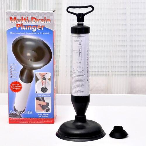 Plunger Pump Toilet Plunger Toilet Auger Dredge Toilet