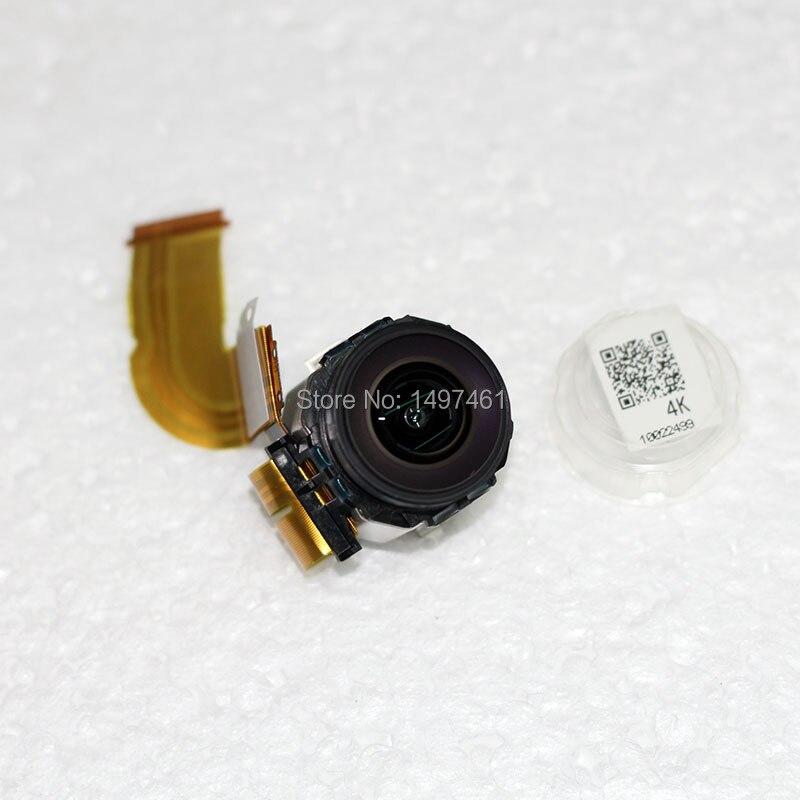 Nouveau foyer optique lentille avec CCD pièces De rechange Pour Sony HDR-AS300R FDR-X3000R FDR-X3000 AS300 X3000R X3000 numérique vidéo