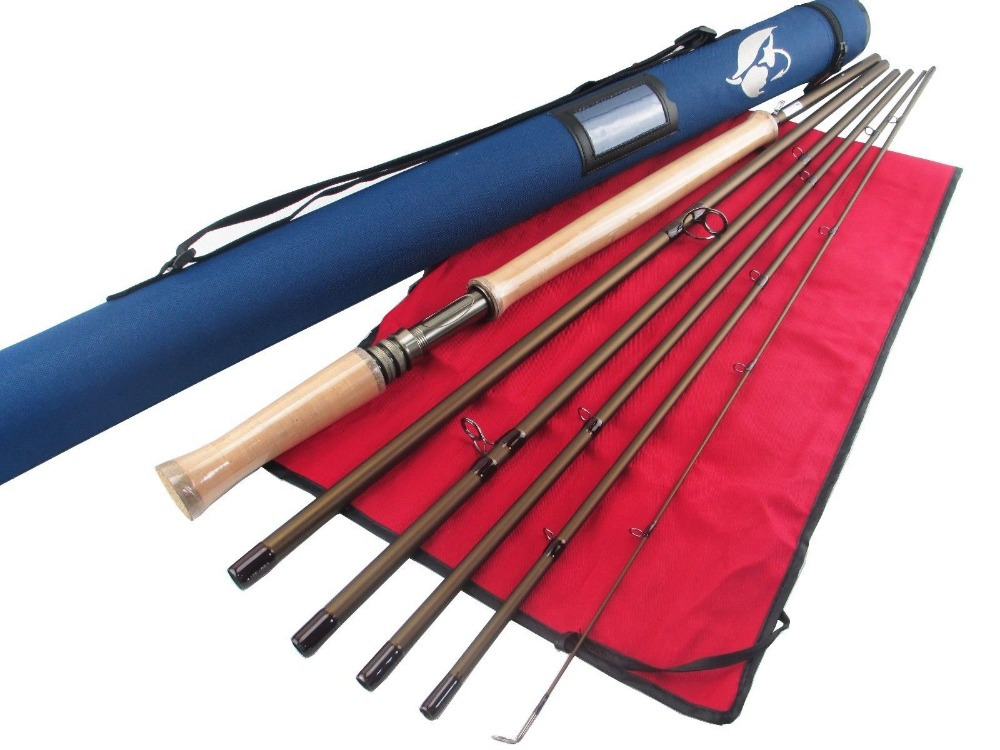 Aventik IM12 Japanese Carbon Fiber 13FT 6in 8/9wt 6sec Switch Fly Rod New Fast Action Fly Fishing Rod Net Weigh 250g