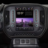 Aotsr 12.1 IPS Android 7.1 Car No DVD Player GPS Navigation For Chevrolet Silverado and GMC Sierra stereo unit multimedia WiFi