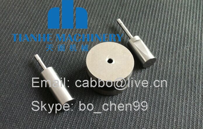 3mm stamp mould / die set/punch for the single punch tablet press machine free shipping m30 mold die set punch for the single punch tablet press machine m stamp m30