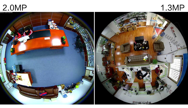 360° Panoramic IP Camera 04