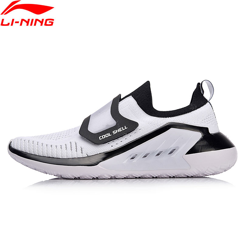 Li-Ning Women's Walking Shoes EXTRA Breathable LiNing Mono Yarn Sneakers Cushion Sports Shoes AGLN026 YXB150 li ning bubble ace walking shoes men sneakers lining breathable mono yarn sports shoes aglm019 yxb077