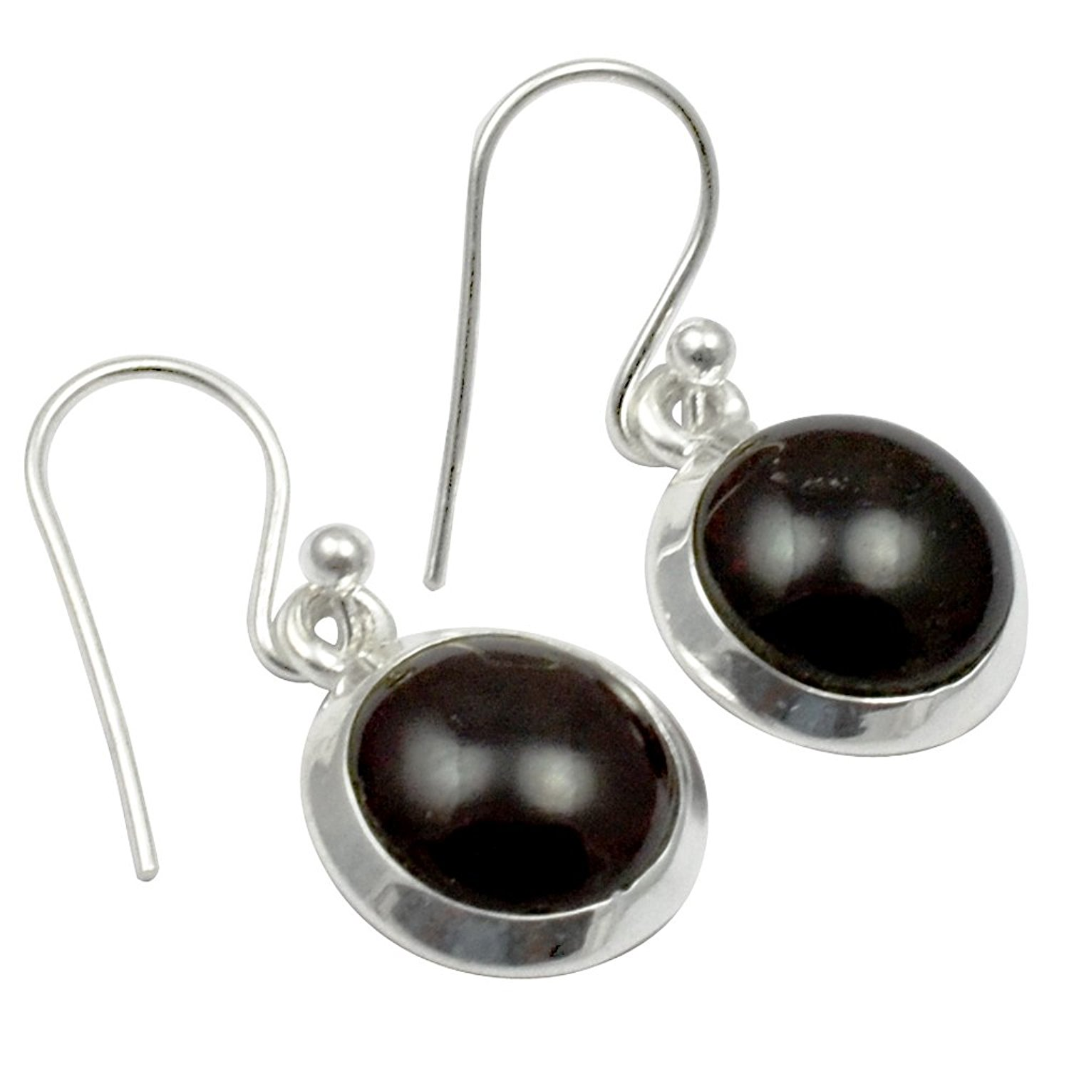 sterling yellow p gold sidebar addthis earrings onyx sharing silver